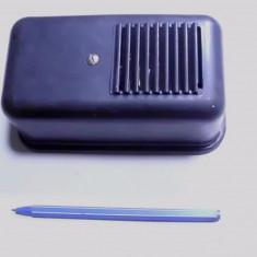 Sonerie telefon - Sonerie auxiliara f. rara pt. telefon vechi bachelita anii 50 functionala