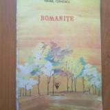 Carte educativa - D5 Mihail Ganescu - Romanite