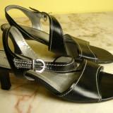 Sandale dama marca Marco Tozzi exterior piele marimea 39 (P485_1)