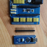 Kit Arduino Nano V3.0 CH340 + Expansion shield