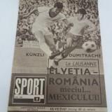 REVISTA SPORT NR. 9/ 1969 - Revista barbati