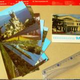 Lot 8 vederi - Yalta - Crimeea 1982 - Ucraina - 2+1 gratis - RBK13858, Fotografie, Europa