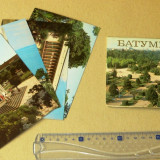 Lot 4 vederi - Batumi 1982 - Georgia - 2+1 gratis - RBK13860, Fotografie, Europa