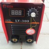 Invertor de sudura Edon LV-300 - Invertor sudura