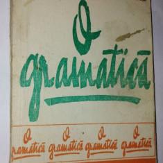 O gramatica - Prof. Constanta Munteanu - 1991 - Culegere Romana