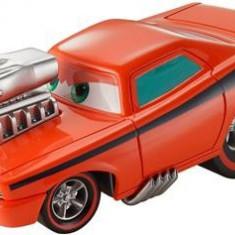 Masinuta Cars Wheelie Action Racers Snot Rod - Masinuta electrica copii Mattel