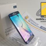 Telefon Samsung, Negru, 32GB, Neblocat - Samsung S6 Edge 32GB Black Sapphire! Factura si Garantie !