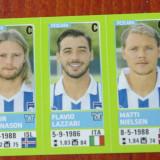 Cartonas / Sticker fotbal Panini - jucatori Pescara - Calciatori 2014 - 2015 - Cartonas de colectie