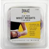Everlast - Greutati pentru incheieturi - 2 x 0.45 kg (2x1 pound)