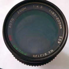 OBIECTIV FOTO POLAR 8-200 M42 - Obiective RF (RangeFinder)