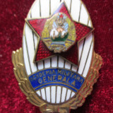 insigna Academia Militara Generala-RPR-numerotata!