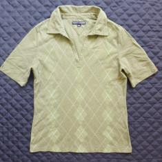 Tricou Tommy Hilfiger; marime L, vezi dimensiuni exacte; impecabil - Tricou dama, Marime: L, Culoare: Din imagine
