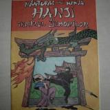 Carte de povesti - AVENTURILE UNUI NINJA / 1990 / BENZI DESENATE