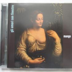 Mango - Gli Amori Son Finestre dublu CD, EU - Muzica Clasica sony music