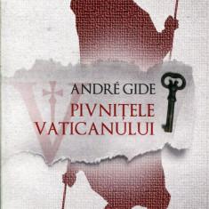 Andre Gide - Pivnitele Vaticanului - 565285 - Roman