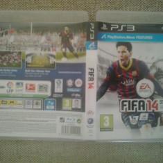FIFA 14 - Joc PS3 ( GameLand ) - Jocuri PS3, Sporturi, 3+, Multiplayer
