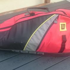 Geanta rachete Tenis Termobag Wilson - Geanta tenis