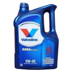 Ulei motor Valvoline Durablend Diesel SAE 5W-40, 5 litri