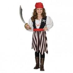 Costum Pirat fetite 10-12 ani - Carnaval24 - Costum petrecere copii