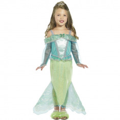 Rochita Sirena fete 4-6 ani - Carnaval24 - Costum carnaval