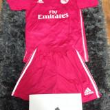 Set echipament fotbal Adidas - ~REDUCERE~ Set echipament / compleu copii Real Madrid C. Ronaldo tricou + sort