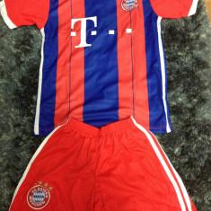 Set echipament fotbal - ~REDUCERE~ Echipament set fotbal/compleu copii Bayern Munchen (tricou+sort)