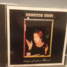 SUZANNE VEGA - DAYS OF OPEN HAND(1990/A & M /Germany) - CD NOU/Sigilat/Original - Muzica Pop universal records