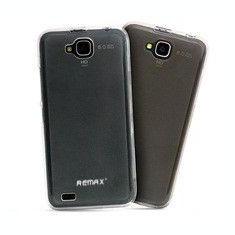 Husa telefon - KIT Husa de protectie din silicon (jelly case) si folie de protectie, compatibila Allview P5 Quad, producator REMAX