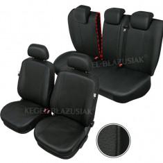 Husa Auto - Huse scaune auto imitatie piele Vw Passat ->2005 set fata + spate