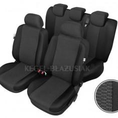 Huse scaune auto ARES pentru Vw Golf 4 Set huse fata + spate - Husa Auto