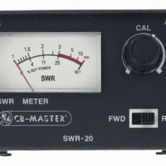 Statie radio - Reflectometru Albrecht SWR-20 cod 4410