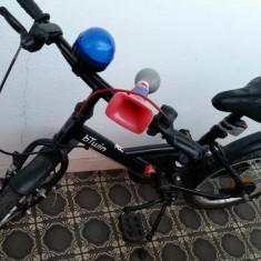 Bicicleta copii, 16 inch, 16 inch, Numar viteze: 1 - Bicicleta btwin 16