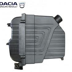 Carcasa filtru aer Dacia Logan Sandero Lodgy motorizare benzina model nou 8201076708 carcasa pt.filtru aer EURO 5 din 11.2011-