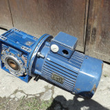 Motor electric - Motor 0.75 kw cu reductor