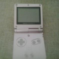 Consola Nintendo Gameboy Advance SP - DEFECTA - PENTRU PIESE - Nintendo Wii