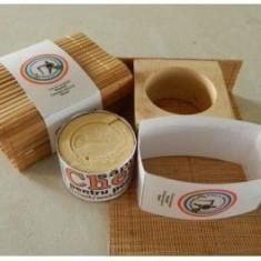 Organizator sapun cu borax pentru pensule
