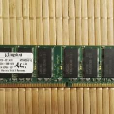 Memorie RAM Kingston, DDR, 1 GB, 333 mhz - Ram PC Kingston 1Gb DDR1 333MHz KTD4550/1G (AL)