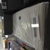 Pat dormitor - Pat o persoana cu saltea si topper 100/200