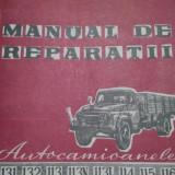 Manual auto - Manuale reparații autocamioane Brașov