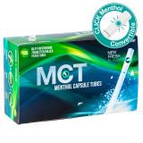 Tuburi MCT CLICK MENTHOL 100 tuburi / cutie, pentru injectat tutun, tigari - Foite tigari