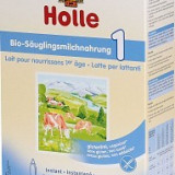 Lapte praf bio Holle pentru sugari Formula 1