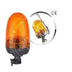 Girofar auto BestAutoVest 12V/24V orange stroboscopic 125x228mm