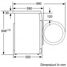 Masina de Spalat Rufe Bosch WAE20469BY, Clasa A+++ - Masini de spalat rufe