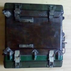 Aparat radio - Radio vechi militar armata transceiver pt R-108 R108M emitator statie