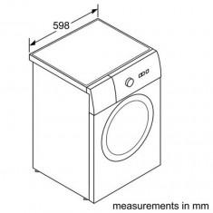 Masina de spalat rufe Bosch WAT20360BY, Clasa A+++ - Masini de spalat rufe
