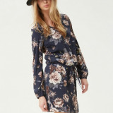 Rochie Vero Moda - art. 10154447 bleumarin, print floral