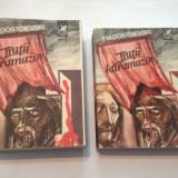 FRATII KARAMAZOV Dostoievski 2 volume, RF4/3