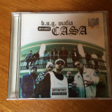 Cd album B.U.G. Mafia prezinta Casa (2002) , aproape NOU !!!