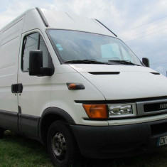 Utilitare auto - Iveco Daily, an 2001, 2.8 Turbo Diesel