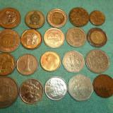 Monede si bancnote vechi si noi straine si romanesti